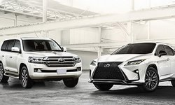 How to Determine if GVIF Is Available in Lexus & Toyota