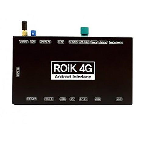 Навигационный блок ROIK на Android для штатных мониторов Audi, Bentley, Porsche, Skoda, Volkswagen