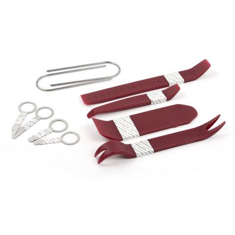 Набор инструментов для снятия обшивки 10 шт – полиуретан
