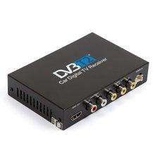 Автомобильный цифровой тюнер DVB T2 с функцией записи - Краткое описание
