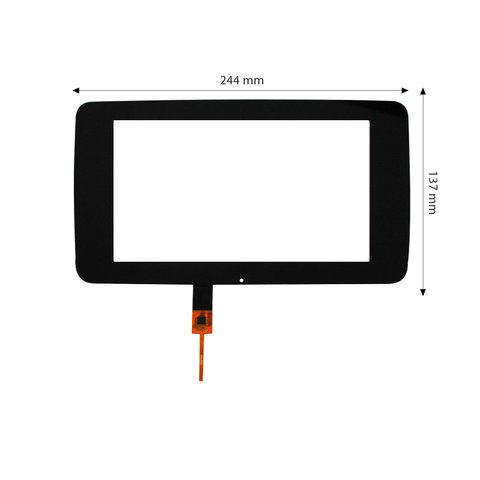"8.4"" Capacitive Touch Screen for Mercedes Benz GLC, C Class"