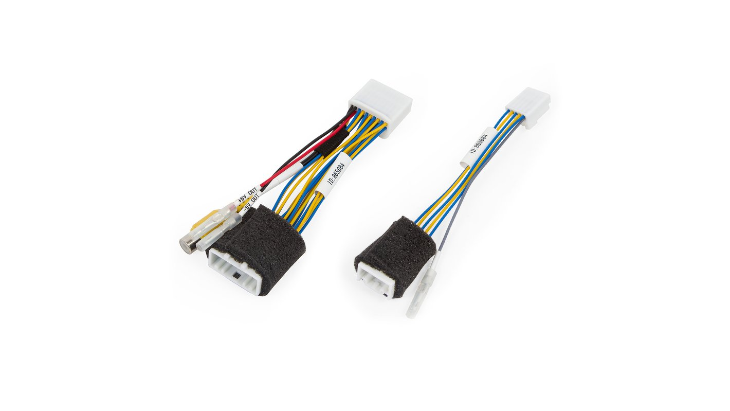 Rear View Camera Connection Cable To Toyota Gen5 Gen6 Car Solutions