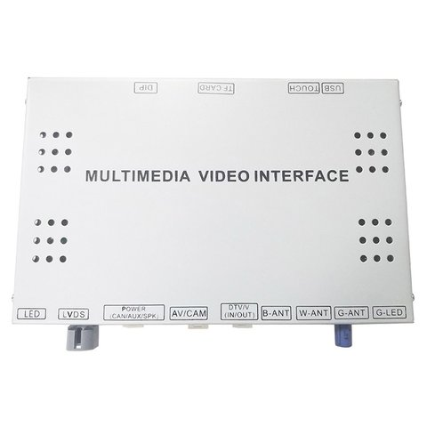 Multimedia System on OS Android 7.1 for Nissan and Infiniti 2011 2020 YM