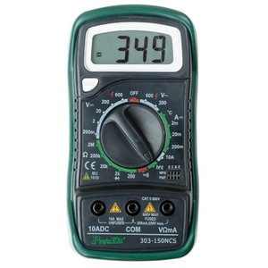 Digital Multimeter Pro'sKit 303-150NCS