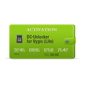 DC-Unlocker Activation for Vygis (Lite)