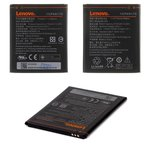 Battery BL259 compatible with Lenovo A6020a40 Vibe K5, (Li-Polymer, 3.82 V, 2750 mAh)