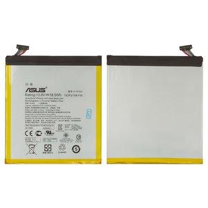 Battery for Asus ZenPad 10 Z300C, ZenPad 10 Z300CG, ZenPad 10 Z300CL Tablets, (Li-Polymer, 3.8 V, 3400 mAh, High Copy) #C11P1502