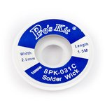 Malla de desoldar Pro'sKit 8PK-031C (2.5 m)