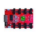 Tarjeta receptora de señal para pantallas LED Huidu HD-R5018 (8×HUB75E)