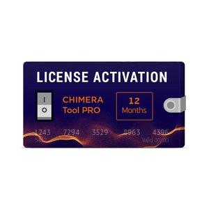 Активация лицензии для Chimera Tool PRO