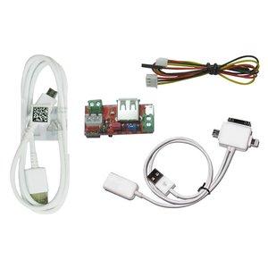 iPower адаптер и 3-в-1 OTG USB кабель зарядки для MFC Dongle