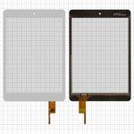 "Сенсорный экран China-Tablet PC 7,85""; Modecom FreeTab 7800 IPS, 7,85"", 133 мм, 197 мм, 6 pin, емкостный, белый, #E-C8051-04/078043-01A-V1/CTP078048-01/YCF0412-8"