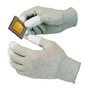 Антистатичні рукавиці з неслизьким покриттям пальців і долонь Goot WG-4S