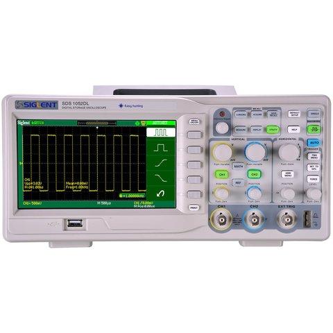 Цифровий осцилограф SIGLENT SDS1052DL