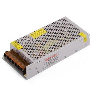 Блок живлення для світлодіодних стрічок 12 В, 16 А (200 Вт), 110-220 В