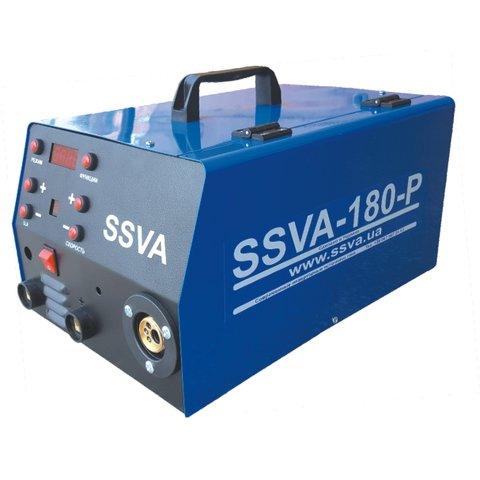 Зварювальний інвертор SSVA 180 P без пальника