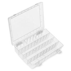 Caja de multiuso Pro'sKit 203-132H (O.D.:252x182x40.5 mm)