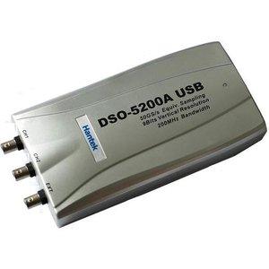 PC-based Digital Storage Oscilloscope Hantek DSO-5200A